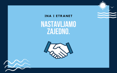 INA nastavlja korištenje ETRANET Mobile POS rješenja za benzinske postaje u marinama
