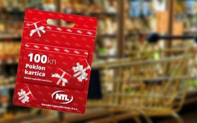 Isporučene poklon kartice za Narodni trgovački lanac (NTL)