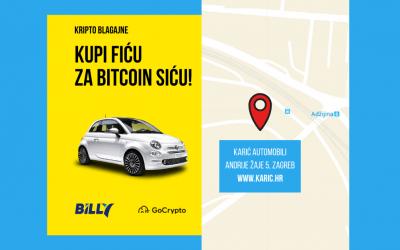 Karić automobili omogućili kupovinu automobila Bitcoinom i drugim kriptovalutama