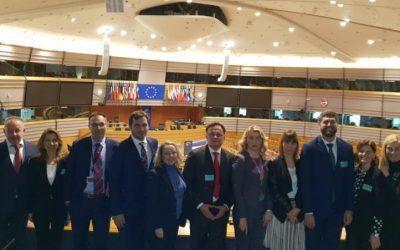 AmCham – prijem u Bruxellesu povodom hrvatskog predsjedanja Vijećem EU