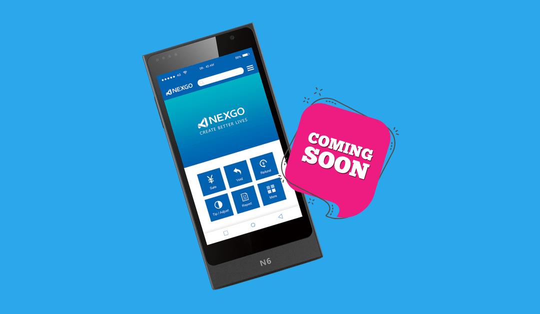 NEXGO N6 Coming Soon