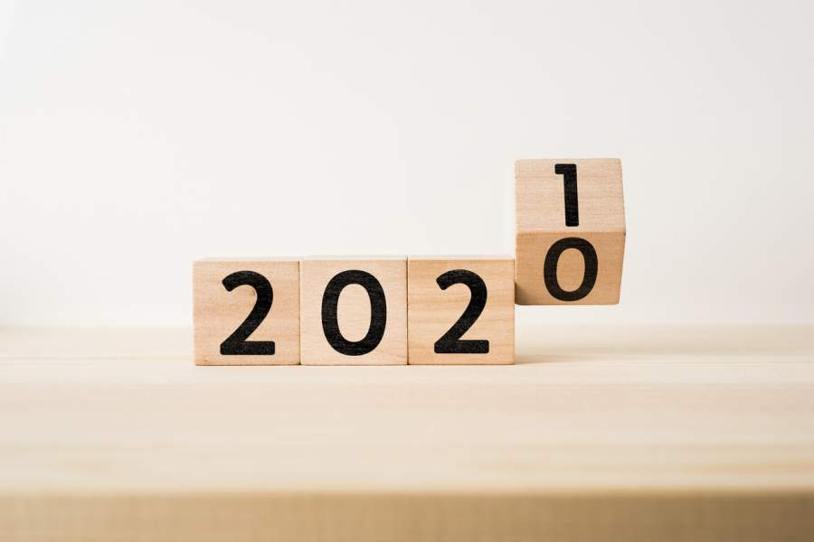 This is our 2020 year in review