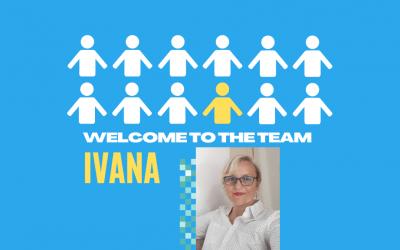 Welcome to the team, Ivana Lampek Pavčnik!