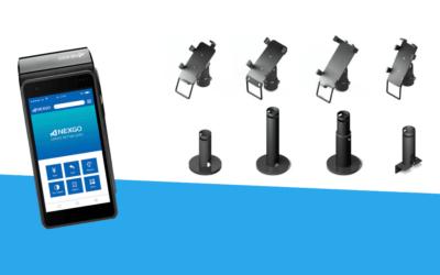 Novo u ponudi: nosači za NEXGO i EFTPOS uređaje