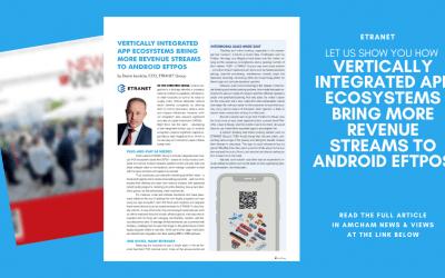 Prenosimo iskustva o vertikalno integriranim ekosustavima aplikacija u časopisu News & Views AmChama Croatia