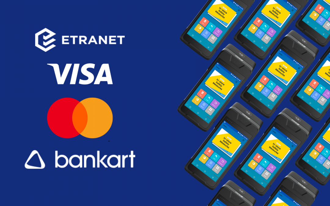We are now fully Visa/Mastercard certified for payments with Bankart